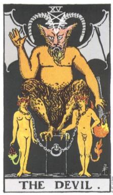 Аркан Дьявол.