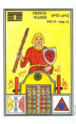 таро церемониальной магии дюкетта и енохианская магия