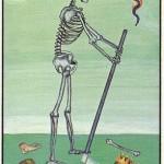 Аркан Смерть, нарезка, фрагмент урока курса Таро-профи.