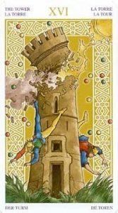 Универсальное Таро Вирта (Universal Wirth Tarot ), Аркан Дом Божий