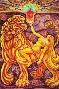 Богиня Бабалон