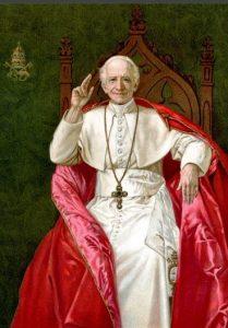 Папа римский Лев 13
