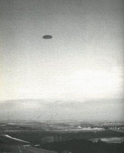 Фото нло над пустыней Мохаве настоящие  сороковые годы