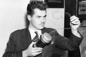 Джек Парсонс в качестве судебного эксперта по взрывчатке